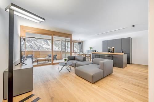 Appartement Schalfkogl A