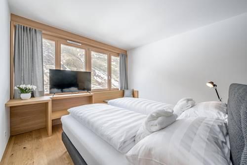 Appartement Schalfkogl AB